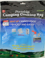 Portable Camping & Hiking Cooking Bag with 10 Heating Pads Survival & Emergency