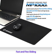 Zalman mp1000s Serie Mp grandes Gaming Mouse Pad - 400 (w) X 300 (h) X 3 (D) mm