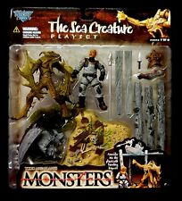 McFarlane Toys Monsters Series 2 Sea Creature Playset Figures New 1998