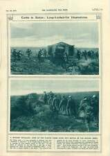 1917 Tanks In Action British Front Advancing