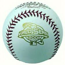 2001 World Series Official Baseball /Rawlings