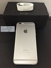 Apple iPhone 6 - 16 GB-ARGENTO-unlocked-grade b-good condizione