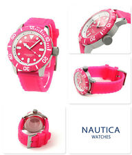 NEW & TAGS Nautica A09607G  South Beach Jelly Watch RRP $199  GIFT