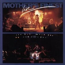 Live - Mother's Finest (1990, CD NEUF)