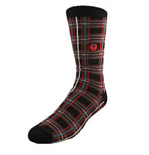 Axe Plaid Men's Socks by Sullen - One Size Fits Most