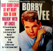 BOBBY VEE ~ TAKE GOOD CARE OF MY BABY BRAND NEW SEALED CD ORIGINALS, 60's POP.
