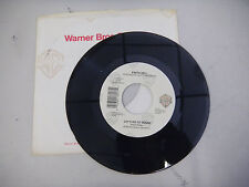 FAITH HILL you will be mine/let's go to vegas WB 17817  NEW  45