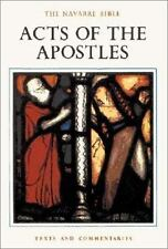 The Navarre Bible: Acts of the Apostles (The Navarre Bible: New Testament), Univ