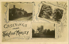 SWANTON MORLEY( Norfolk) :Multiview  inc Post Office RP-MITCHELL's Series-s.ring
