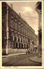 NIJMEGEN Holland Nimwegen Straat Stadthuis Briefkaart ca. 1900/10 Niederlande