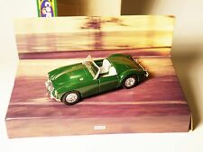 Austin Healey 3000 in british racing verde green grün, Corgi Classic 1:43 boxed!