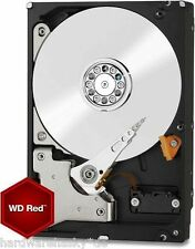 "Western digital red 6tb 3,5"" sata 6gb/s convient pour fonctionnement continu wd 60 EFRX HDD"