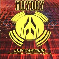 Mayday Rave Olympia (1994) Members of Mayday, Hardsequencer, Westbam, M.. [2 CD]