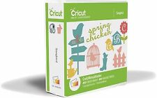*New* SONGBIRD Cursive Font Phrases Cricut Cartridge Factory Sealed Free Ship