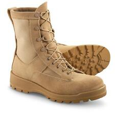 Wellco ICB Gore-Tex Temperate Cold Weather Tan Combat Flight Boots 13R Regular
