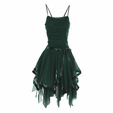 Womens New Evening Strappy  Prom Party Dress Size (8-14)