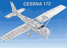 CESSNA 172 Skyhawk SERVICE MANUAL Owners Parts Catalog -11- MANUALS + Engine CD