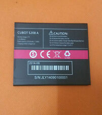 CUBOT S208(Android 4.4) S208A BATERIA BATTERY BATTERIA BATTERIE AKKU 2000 mAh