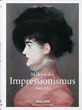 Fachbuch Malerei des Impressionismus 1860-1920, umfassende Monografie, Hardcover
