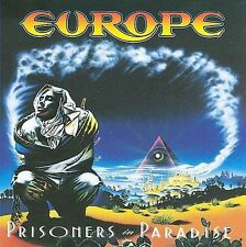 Prisoners in Paradise by Europe (CD, Sep-1991, Sony BMG)