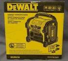 DeWALT DCR018 MultiPort Compact Jobsite Radio *Z4*