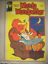 Woody Woodpecker #194 Whitman (1953) Good Condition