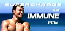 SUPERCHARGE YOUR IMMUNE SYSTEM, Health Documentary on plain DVD-R