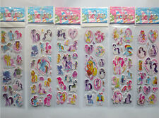 10 X ADESIVI My Little Pony Party Bag Filler Festa di Compleanno favorisce, giochi