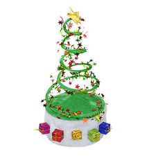 Creative Spring Caps Christmas Hats Ornaments Decoration Accessories