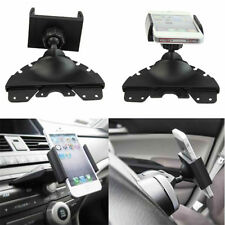 Smartphone Mobile Phone Universal CD Player Slot Car Auto Mount Holder Cradle