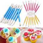 8pcs Fondant Cake Decorating Sugarcraft Paste Flower Modelling Tools Set Kit