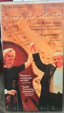 A Song for Martin (VHS) 2001 Swedish love story directed by Bille August-subtitl