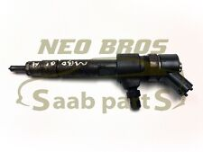 GENUINE SAAB 9-3 08-12 1.9 TTiD Z19DTR INJECTOR, USED, 0445110299, 0445110165