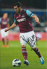 Matthew JARVIS SIGNED Autograph Photo ENGLAND AFTAL West Ham United RARE