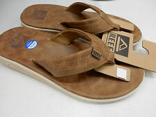 REEF MENS SANDALS REEF ROVER SL BRONZE BROWN SIZE 8