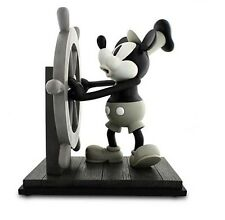 Disney Parks Mickey Steamboat Willie Big Medium Figure Statue NEW IN BOX