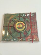NEW Eterna You And Me For The Eternity CD Rare Music Pop Rock Listen Ears Relax
