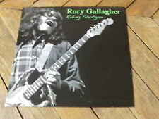 RORY GALLAGHER Riding shotgun LP Live at my fathers place 74 Rare