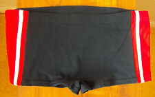 "Genuine 1960's Nylon Hipster Swim Short - Shorts by St. Michael ~ 34"" mod look"