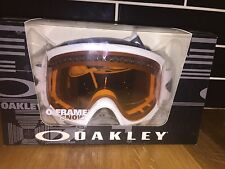 Oakley Snow Ski O Frame Goggles Snow Board Ski Snow Mobile Free UK Post
