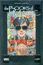 THE BOOKS OF MAGIC 3 DI 3 NUOVA SERIE - VERTIGO - LION - NUOVO