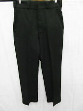 ELBECO 30 X 29 BLACK DUTY UNIFORM DRESS PANTS TEX TROP TACTICAL E320R EB0501