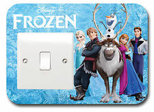 Disney Frozen Light Switch pegatina de vinilo envolvente