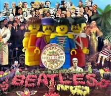 LEGO Beatles Custom Sgt. Pepper's Lonely Hearts Club Band