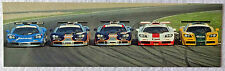 1996 Original McLaren F1 GTR Team/Class Photo Postcard Dealer Card BPR