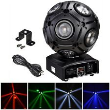 40W LED Moving Head Beam Light RGBW 4in1 Magic Ball Rotating DMX512 Stage Disco