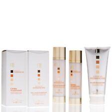 Set de beauté : sérum, crème, masque blanchissement/éclaircissement de la peau