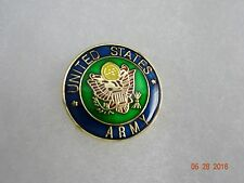 U.S. Army Lapel Pin ( Blue around the Green,)  Very nice collector pin !!  New