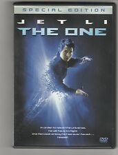 (GU838) Jet Li, The One - 2001 DVD