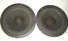 """Boston Acoustics A60 (series 1) 8"""" Woofers (both need to be refoamed) read below"""